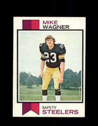 1973 MIKE WAGNER TOPPS #246 STEELERS *G5968