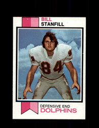 1973 BILL STANFILL TOPPS #270 DOLPHINS *G5983