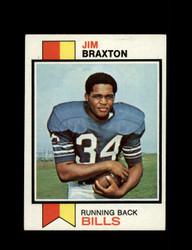 1973 JIM BRAXTON TOPPS #154 BILLS *G6080