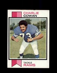 1973 CHARLIE COWAN TOPPS #301 RAMS *G6088