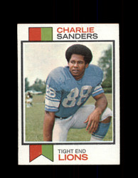 1973 CHARLIE SANDERS TOPPS #395 LIONS *G6094