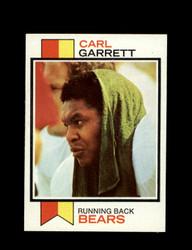 1973 CARL GARRETT TOPPS #326 BEARS *G6111