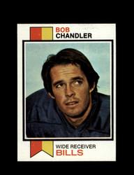 1973 BOB CHANDLER TOPPS #336 BILLS *G6117