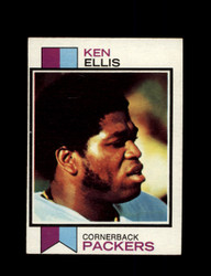 1973 KEN ELLIS TOPPS #340 PACKERS *G6120