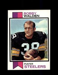 1973 BOBBY WALDEN TOPPS #434 STEELERS *9013
