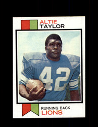 1973 ALTIE TAYLOR TOPPS #448 LIONS *9022