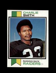 1973 CHARLIE SMITH TOPPS #363 RAIDERS *G6133