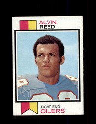 1973 ALVIN REED TOPPS #506 OILERS *9057