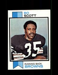 1973 BO SCOTT TOPPS #509 BROWNS *9061