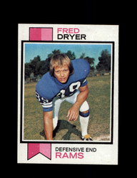 1973 FRED DRYER TOPPS #389 RAMS *G6150
