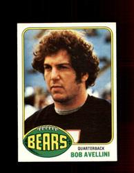 1976 BOB AVELLINI TOPPS #98 BEARS *R3350