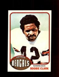 1976 BOOBIE CLARK TOPPS #109 BENGALS *R3547