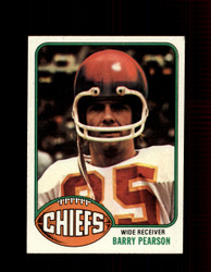 1976 BARRY PEARSON TOPPS #114 CHIEFS *R3591