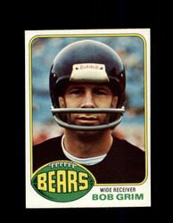 1976 BOB GRIM TOPPS #124 BEARS *R5785