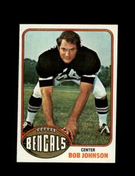 1976 BOB JOHNSON TOPPS #28 BENGALS *9083