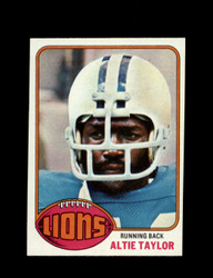 1976 ALTIE TAYLOR TOPPS #79 LIONS *9121