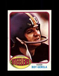 1976 ROY GERELA TOPPS #195 STEELERS *9161