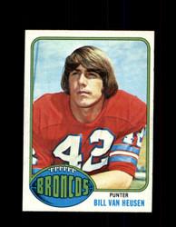 1976 BILL VAN HEUSEN TOPPS #37 BRONCOS *9369