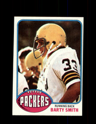 1976 BARTY SMITH TOPPS #62 PACKERS *9371