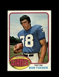 1976 BOB TUCKER TOPPS #417 GIANTS *9250
