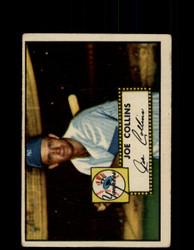 1952 JOE COLLINS TOPPS #202 YANKEES VG/MK *9410