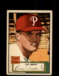1952 CON DEMPSEY TOPPS #44 PHILLIES VG/EX *9417
