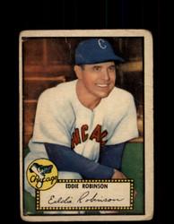 1952 EDDIE ROBINSON TOPPS #32 WHITE SOX PR/FR *9419
