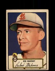 1952 BOB MAHONEY TOPPS #58 BROWNS POOR *9422