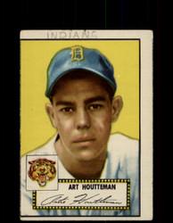 1952 ART HOUTTEMAN TOPPS #238 TIGERS POOR *9434