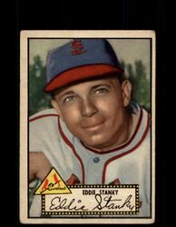 1952 EDDIE STANKY TOPPS #76 CARDINALS POOR *9447