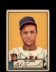 1952 BOB KENNEDY TOPPS #77 INDIANS POOR *9448
