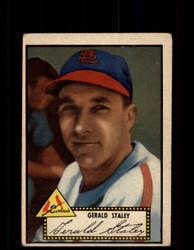 1952 GERALD STALEY TOPPS #79 CARDINALS POOR *9466