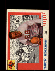 "1955 ""BRUD"" HOLLAND TOPPS #39 ALL AMERICAN CORNELL VG *9534"