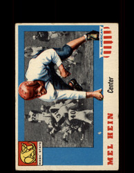 1955 MEL HEIN TOPPS #28 ALL AMERICAN WASHINGTON STATE VG *9539