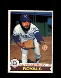 1979 AL HRABOSKY OPC #19 O-PEE-CHEE ROYALS *6570