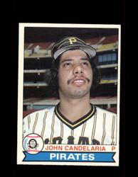 1979 JOHN CANDELARIA OPC #29 O-PEE-CHEE PIRATES *7502
