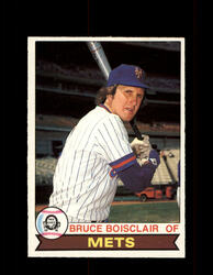 1979 BRUCE BOISCLAIR OPC #68 O-PEE-CHEE METS *G5876