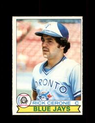 1979 RICK CERONE OPC #72 O-PEE-CHEE BLUE JAYS *3571