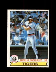 1979 AURELIO RODRIGUEZ OPC #83 O-PEE-CHEE TIGERS *R2235