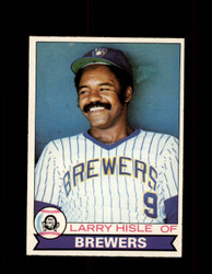 1979 LARRY HISLE OPC #87 O-PEE-CHEE BREWERS *R2238