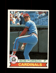 1979 BOB FORSCH OPC #117 O-PEE-CHEE CARDINALS *4543