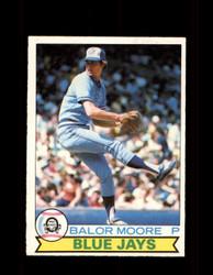 1979 BALOR MOORE OPC #122 O-PEE-CHEE BLUE JAYS *5007