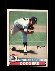 1979 ANDY MESSERSMITH OPC #139 O-PEE-CHEE DODGERS *R3216
