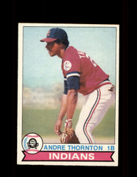 1979 ANDRE THORNTON OPC #140 O-PEE-CHEE INDIANS *R5363