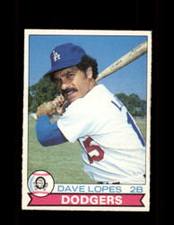 1979 DAVE LOPES OPC #144 O-PEE-CHEE DODGERS *8893
