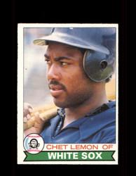 1979 CHET LEMON OPC #169 O-PEE-CHEE WHITE SOX *2162