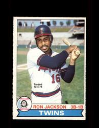 1979 RON JACKSON OPC #173 O-PEE-CHEE TWINS *R4436