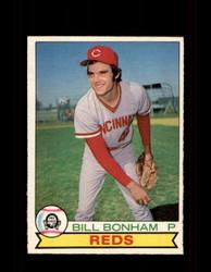 1979 BILL BONHAM OPC #182 O-PEE-CHEE REDS *R4426