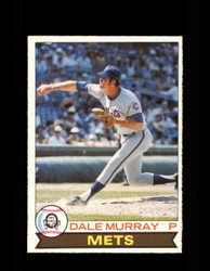 1979 DALE MURRAY OPC #198 O-PEE-CHEE METS *R4633
