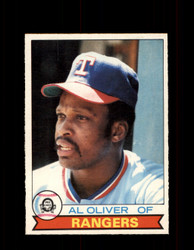 1979 AL OLIVER OPC #204 O-PEE-CHEE RANGERS *R4548